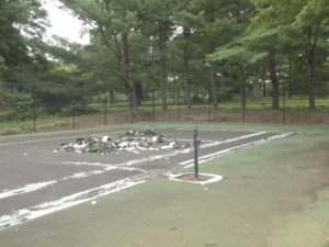 tennis-court-resurface-before-DeShayes-Dream-Courts